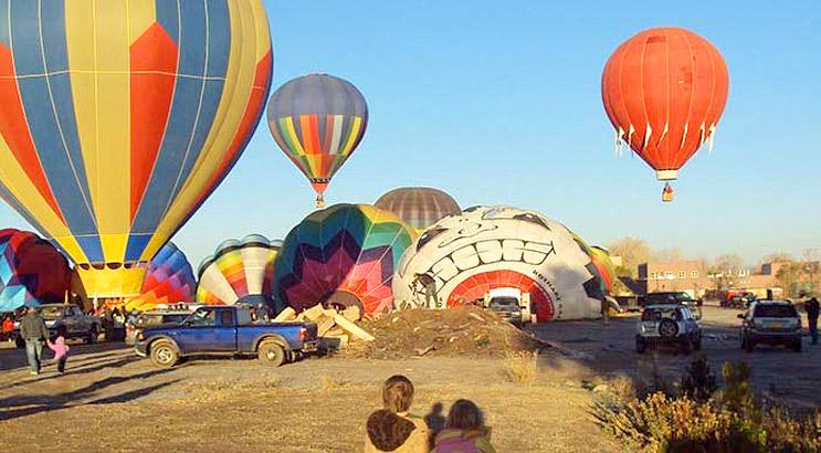 Taos Hot Air Ballons