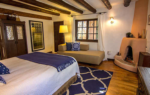 A Northern New Mexico Bed & Breakfast - Old Taos Guesthouse Inn